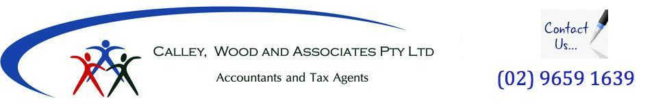 Calley Wood & Associates Pty Ltd Logo