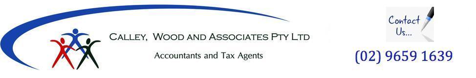 Calley Wood & Associates Pty Ltd Logo